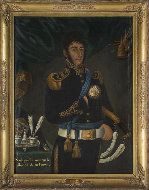Retrato de San Martín